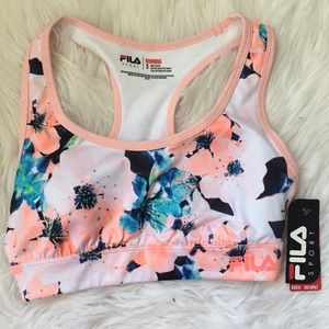New FILA Sport sports bra, high impact, wicking